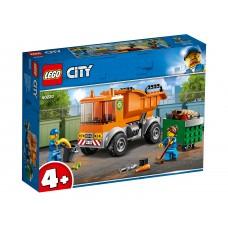 LEGO City Конструктор Мусоровоз 60220