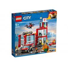 LEGO City Конструктор Пожарное депо 60215