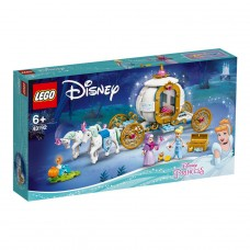 LEGO Disney Princess Конструктор Королевская карета Золушк
