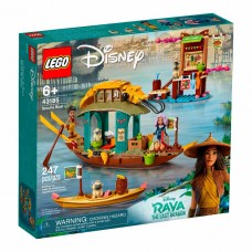 LEGO Disney Princess Конструктор Лодка Буна 43185