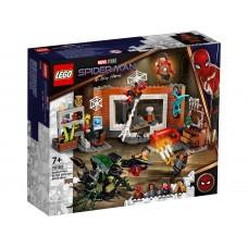 LEGO Super Heroes Конструктор Человек-Паук в мастерской Са