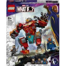 LEGO Super Heroes Конструктор Железный Человек Тони Старка