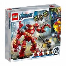 LEGO Super Heroes Конструктор Халкбастер Железного Человек
