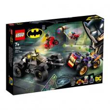LEGO Super Heroes Конструктор Преследование трехколесного