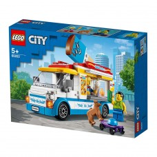 LEGO City Конструктор Грузовик мороженщика 60253