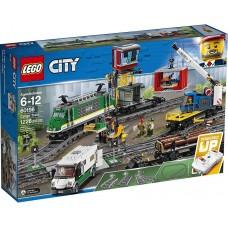 LEGO City Конструктор Грузовой поезд 60198