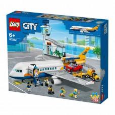 LEGO City Конструктор Пассажирский самолет 60262