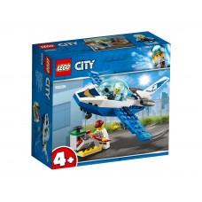 LEGO City Конструктор Воздушная полиция: патрульный самоле