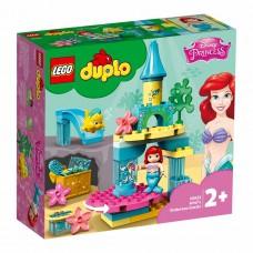 LEGO DUPLO Конструктор Подводный замок Ариэль 10922