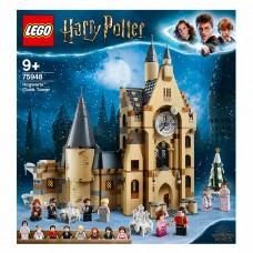LEGO Harry Potter Конструктор Часовая башня в Хогвартсе 75