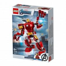 LEGO Super Heroes Конструктор Железный Человек трасформер