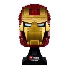 LEGO Super Heroes Конструктор Шлем Железного Человека 7616