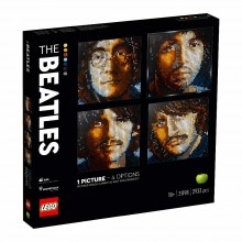 LEGO Art Конструктор The Beatles 31198