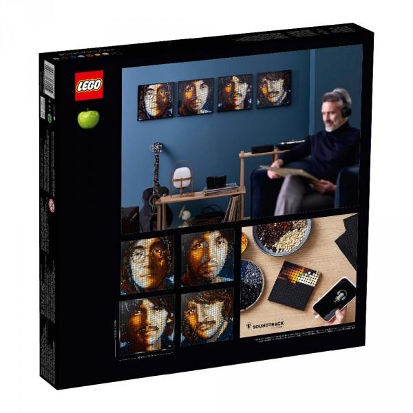 LEGO Art Конструктор The Beatles 31198