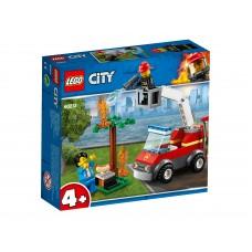 LEGO City Конструктор Пожар на пикнике 60212