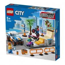 LEGO City Конструктор Скейт-парк 60290