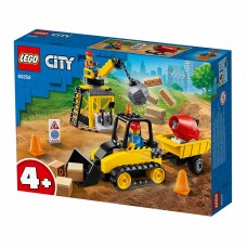 """LEGO City Конструктор """"Строительный бульдозер"""" 6"""