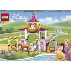 LEGO Disney Princess Конструктор Королевская конюшня Белль