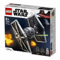 LEGO Star Wars Конструктор Имперский истребитель TIE 75300