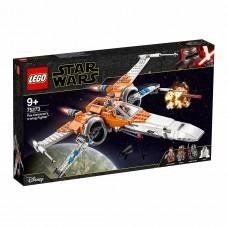 LEGO Star Wars Конструктор Истребитель типа Х По Дамерона