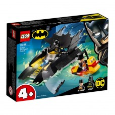 LEGO Super Heroes Конструктор Преследование Пингвина на бэ