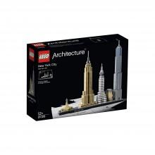 LEGO Architecture Нью-Йорк 21028