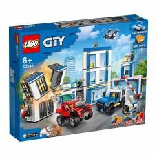 """LEGO City Конструктор """"Полицейский участок"""" 6024"""