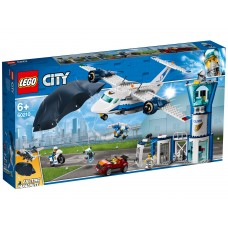 LEGO City Конструктор Воздушная полиция: авиабаза 60210