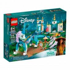 LEGO Disney Princess Конструктор Райя и дракон Сису 43184