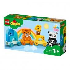 LEGO DUPLO Конструктор Поезд с животными 10955