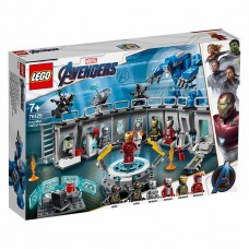 LEGO Super Heroes Конструктор Marvel Лаборатория Железного