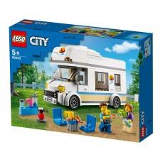 LEGO City Конструктор Каникулы в доме на колесах 60283
