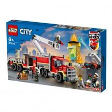LEGO City Конструктор Пожарный командный пункт 60282