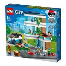 LEGO City Конструктор Современный семейный дом 60291