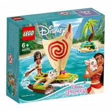 """LEGO Disney Princess Конструктор """"Морские приключения"""