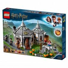 LEGO Harry Potter Конструктор Хижина Хагрида Спасение Клюв
