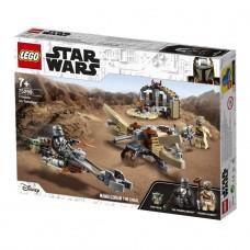 LEGO Star Wars Конструктор Проблемы на Татуине 75299