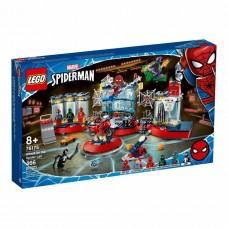 LEGO Super Heroes Конструктор Нападение на мастерскую паук