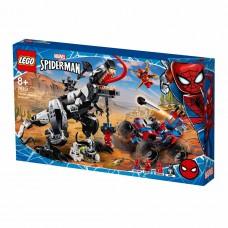 LEGO Super Heroes Конструктор Засада на веномозавра 76151