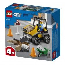 LEGO City Конструктор Great Vehicles Автомобиль для дорожн