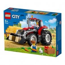 LEGO City Конструктор Great Vehicles Трактор 60287