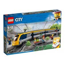 LEGO City Конструктор Пассажирский поезд 60197