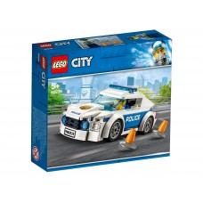 LEGO City Конструктор Полицейское патрульное авто 60239