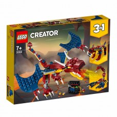 """LEGO Creator Конструктор """"Огненный дракон"""" 31102"""