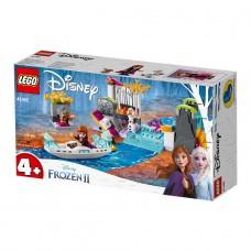 LEGO Disney Princess Конструктор Экспедиция Анны на каноэ
