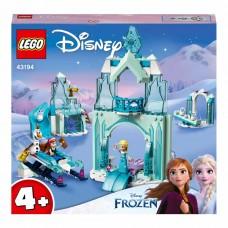 LEGO Disney Princess Конструктор Зимняя сказка Анны и Эльз
