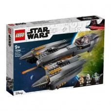 LEGO Star Wars Конструктор Истребитель генерала Гривуса 75