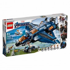 LEGO Super Heroes Конструктор MarvelКвинджет Мстителей 761