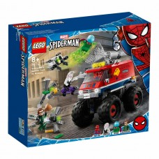 LEGO Super Heroes Конструктор Монстр-трак Человека-паука п