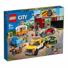 """LEGO City Конструктор """"Тюнинг-мастерская"""" 60258"""